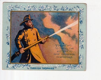 tellerTurkish trophies fortune tobacco card you are apt to travel far and like to ect