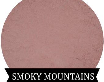 SMOKY MOUNTAINS Matte rose smoke Eyeshadow