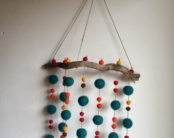 mobile, wall hanging