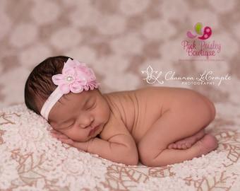 Baby Headband- Christmas Bows - Newborn Headbands- Baby Girl Headbands - Infant Baby Hair Accessories - Baby Girl Headband - Baby Bows