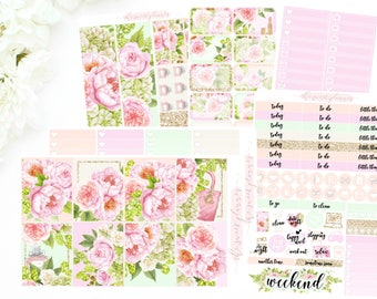 FLORAL BEAUTY | 6 Page Sticker Kit | PREORDER | ECLPVertical