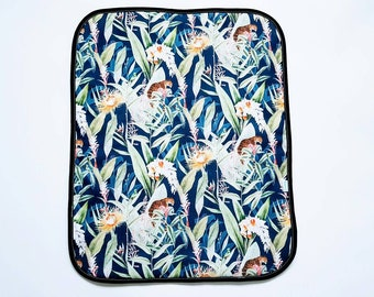 Jungle - Baby Change Mat  - Travel Change Pad  - Waterproof Change Mat