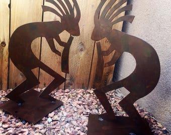 Kokopelli southwestern art