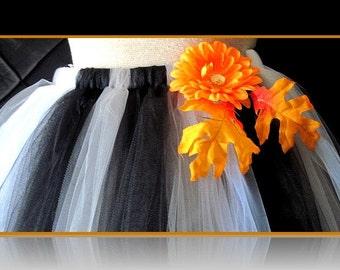 Anti Halloween tutu skirt  custom orders welcome