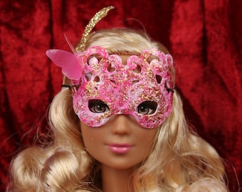 Mask for Barbie Carnivale