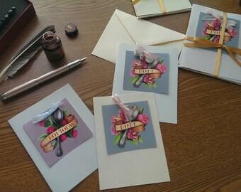 Spoonie Blank-Inside Cards