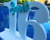 Pool Party Decoration Flo...