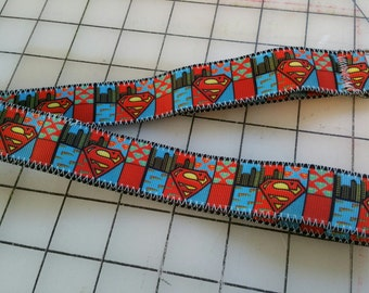 Superman lanyard