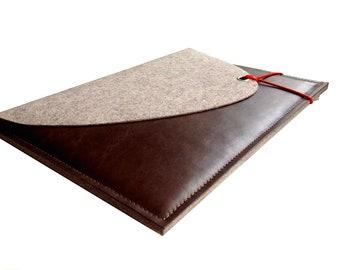 NoteBook case tailor-made for HP EliteBook 840 i7 14,leather-felt cover tailor-made for HP EliteBook 840 i7 14, 14 inch NoteBook sleeve