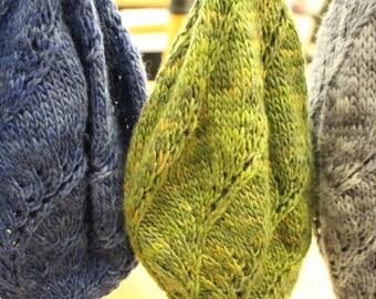 Wool/Silk Pouches