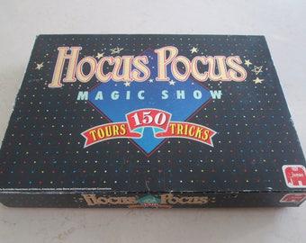 Vintage Magic Show Kit