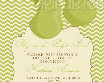 Perfect Pair Invitation