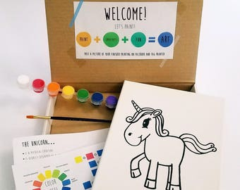 Unicorn Paint Kit
