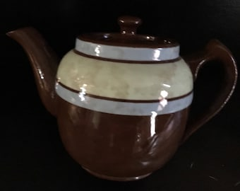 Staffordshire Clay Teapot