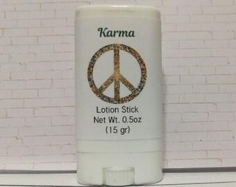 Mini Lotion Stick, Karma Fragrance