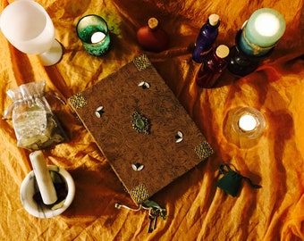 Elven Book of Shadows