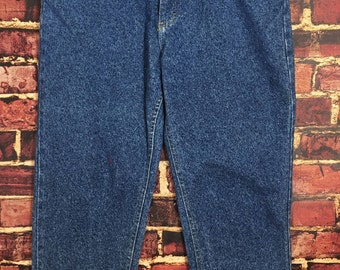 Vintage 80's Lee High Waisted Mom Jeans 14P