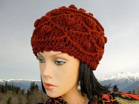 Chunky Crochet Hat Pattern Women Hat Pattern Crochet Slouchy