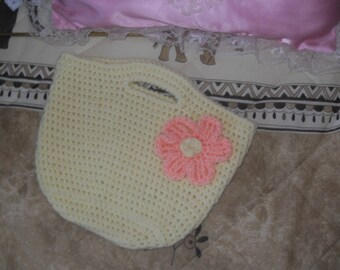 small bags crocheted Tote