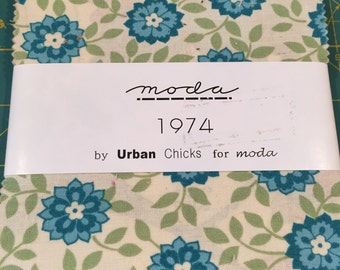 Moda 1974 Charm pack by Urban Chiks