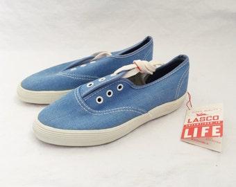 childrens sneaker lasco tennis shoe size 9.5