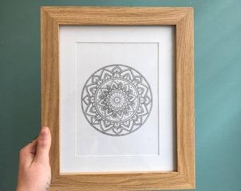 Mandala - Original drawing