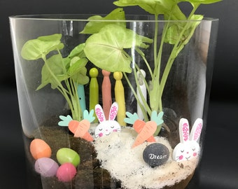 Easter Dream Terrarium