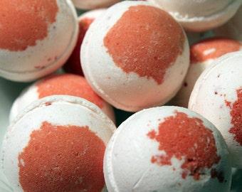 Cherry Almond Bath Bomb
