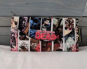 The Walking Dead Wallet