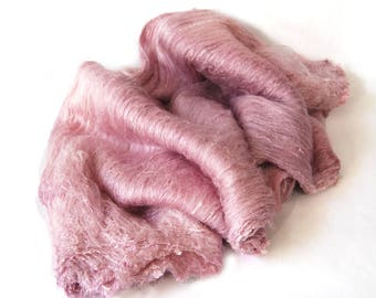Mulberry Silk Lap Plum - 62 grams