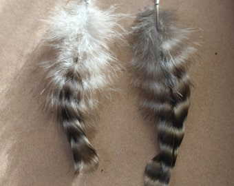 FEATHER Earrings -- Bird, Native American, Southwest - Style 25