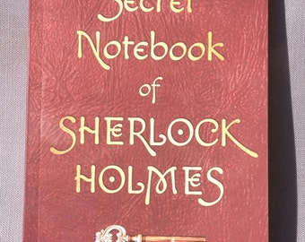 The Secret Notebook of Sherlock Holmes: paperback edition