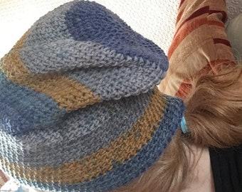 Caron Cupcake Slouchy Hat