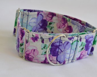 The Athena Dog Collar (Martingale or Buckle)