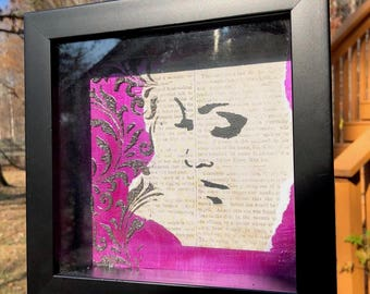 """Mixed Media Collage 