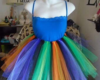 """Custom Adult Tutus, Halloween Holiday Any color-Adult Sizes Small-XX Large (26""""-44"""") Made to Order"""