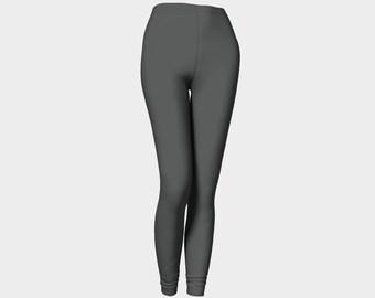stormy grey (dark) leggings