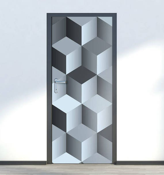 3D Door Stickers That Literally Invite You To Enter