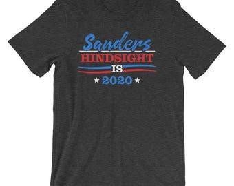 Bernie Sanders Hindsight 2020 For President Birdie Hair
