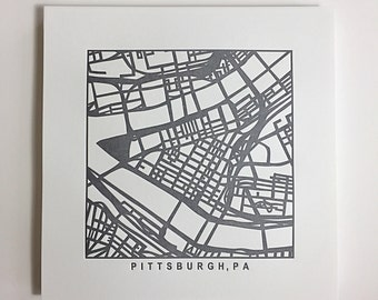 Pittsburgh or South Philadelphia pressed prints