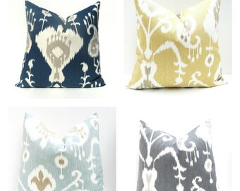 15% Off Sale Euro Pillow Sham Decorative Pillows , 22x22 pillow cover ,pillow covers 24x24 - 26x26 - Spa Blue - Floor Pillow - Floor Cushion