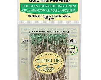 Quilting Pins Fine by Clover (2509)