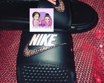 Swarovski Nike Slides (Women)