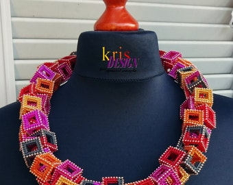 LEI necklace