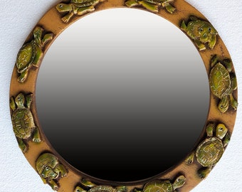 Turtle Wall Mirror