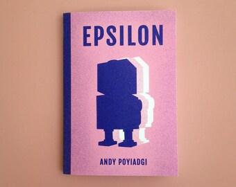 Epsilon Comic