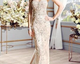 Wedding Dress Val Stefani Collection D8094