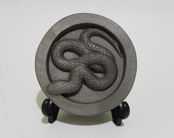 Snake Mold Calligraphy, CecysAsianShop