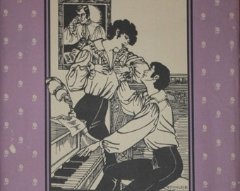 Poet's Shirt Pattern / Reenactment  / Vintage Design / Men's sizes /  Women's sizes included.