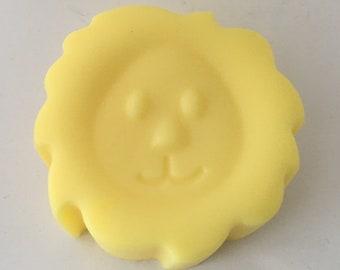 Lion Cotton Candy Soap